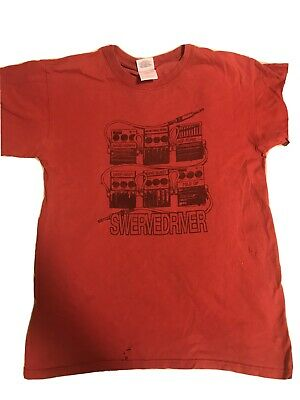 $ CDN34.33 • Buy Swervedriver - Vintage Band T Shirt Creation Records Shoegaze Size S