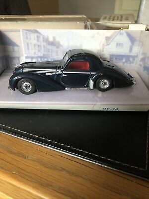 Matchbox The Dinky Collection  DY-14. Delahaye 145 • 4.20£