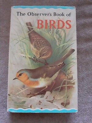 The Observer's Book Of Birds By S. Verve Benson - 1969 Edition • 9.99£