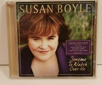 Susan Boyle - Someone To Watch Over Me - CD Album • 0.99£