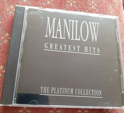 Barry Manilow - Manilow Greatest Hits CD 1993 • 3£