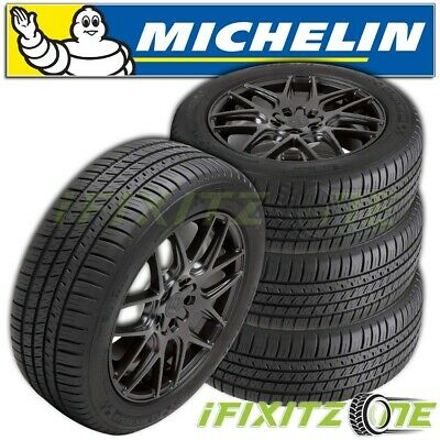 $1045.39 • Buy 4 Michelin Pilot Sport A/S 3 PLUS All Season UHP Performance 275/35R18 95Y Tire