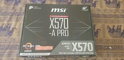 AU201 • Buy Msi X570 A Pro Motherboard