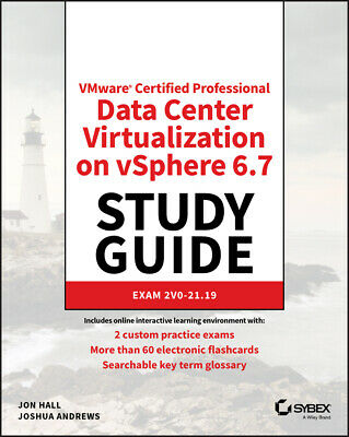 AU104.95 • Buy VMware Certified Professional Data Center Virtualization On VSphere 6.7 Study Gu