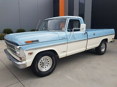 AU45000 • Buy 1968 Ford F 250 ,360 V8, Auto,power Steering,power Brakes Long Bed,very Clean!!