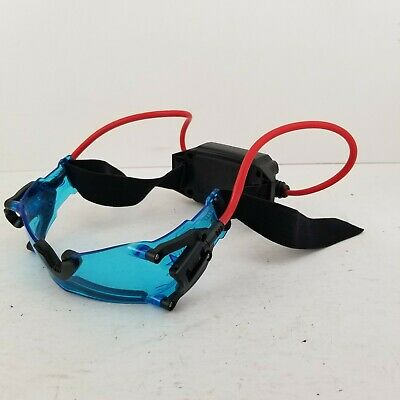Wild Planet Spy Gear Blue Lights Goggles SVG-3 Night Vision Tested • 5.58£