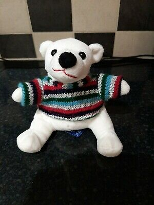 Chilly And Friends, Podge The Polar Bear • 1.80£