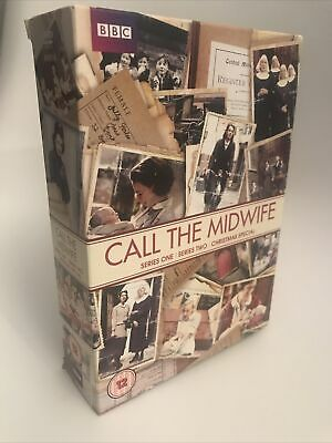 Call The Midwife Series One Two Christmas Special 6 Disc DVD Box Set • 6.99£