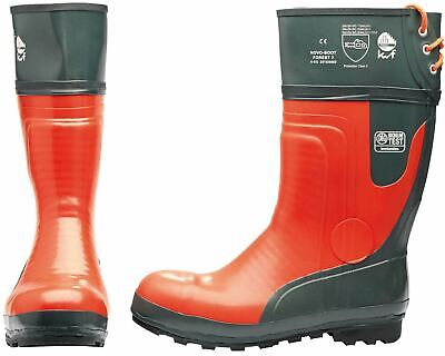 Draper 1x Expert Chainsaw Boots - Size 10/44 Professional Tool 12066 • 110.99£