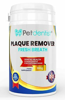 Petdentist Fresh Breath Plaque Remover For Dogs And Cats Dental Care  • 17.17£