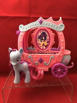 My Little Pony, G4 Star Swirl And Royal Gem Carriage • 59.99£
