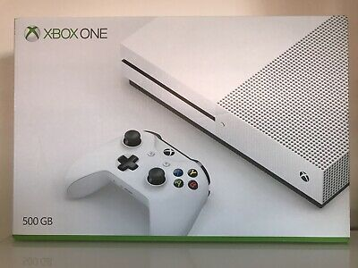 AU350 • Buy Xbox One S 500 GB Console With Digital Game.