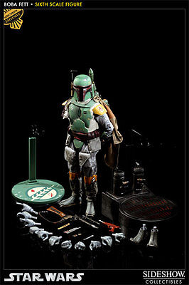Sideshow Collectibles Star Wars Boba Fett Exclusive - New  • 299.99£