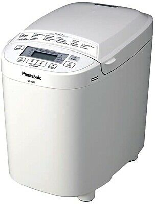 NEW Panasonic SD-2500WXC Compact Breadmaker With Gluten Free Programme, White • 71£