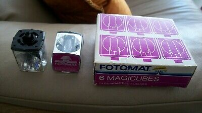 $2 • Buy Fotomat  Flash Cubes 20 Flashes