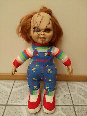 Sideshow Toy 1999 Child's Play Bride Of Chucky Scar Version Doll / Figure • 35£