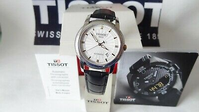 Gents Mens Tissot Automatic Watch Great Condition Box & Books Full Working Order • 48£