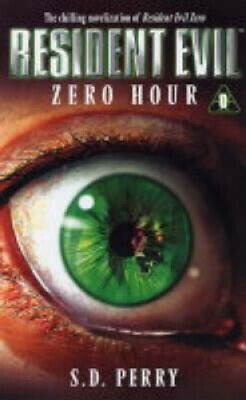 AU36.85 • Buy Zero Hour (Resident Evil) By S. D. Perry