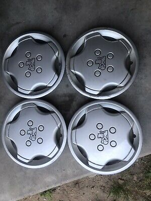 AU51 • Buy Vn Commodore Holden Hubcaps 14inch Bt1 Ss Vp