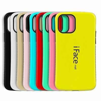 Case For IPhone 12 11 Pro Max XR X XS Max Cover Shockproof Iface Mall Silicone • 6.84£