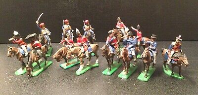 Painted Soldiers 1/72 20 MmDUKE OF WELLINGTON PICTON , GORDON AND STAFF/ ESCORT • 25£