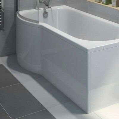 Orchard P Shaped Bath Panel 1700 White Acrylic Brand New In Packaging • 10£