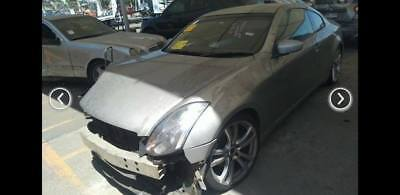 AU100 • Buy Wrecking Nissan Skyline V35 350gt Coupe Auto