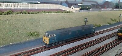 Dapol Class 52 BR Blue D1009 Western Invader Factory Weathered  • 49.99£