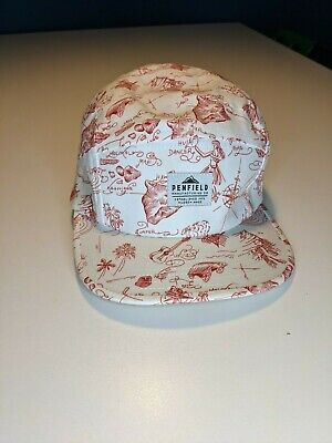 Penfield Baseball Cap, Pattern BNWT • 10£