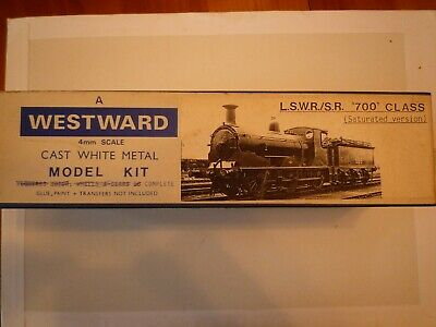 Westward LSWR / SR '700' Class (Saturated Version) Kit • 125£