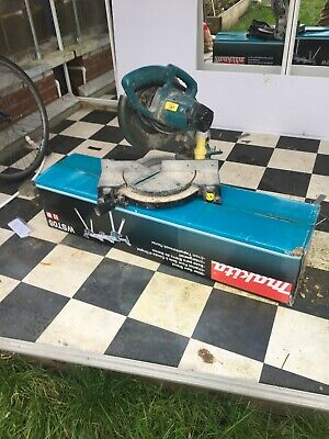 Makita Mitre Chop Saw With New Bench • 150£