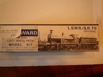 Westward LSWR / SR T9 Class 4-4-0 In Original Form • 75£