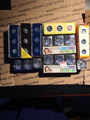 $5 • Buy Regular (Blue Dot) Flash Cubes