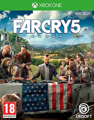 AU24.29 • Buy Far Cry 5 ~ XBox One (in Great Condition)