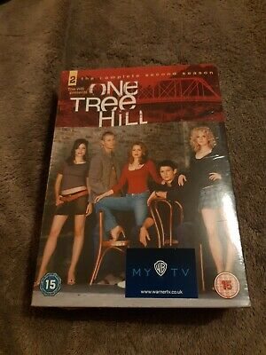 One Tree Hill Season 2 DVD New And Sealed  • 5£
