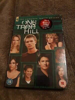 One Tree Hill Season 4 DVD New And Sealed  • 5£