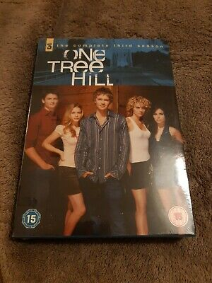 One Tree Hill Season 3 DVD New And Sealed  • 5£