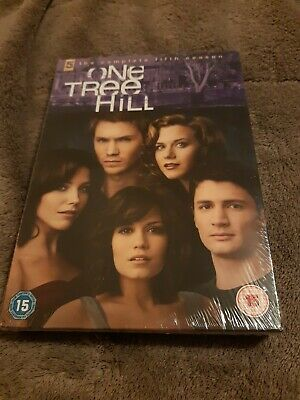 One Tree Hill Season 5 DVD New And Sealed  • 5£