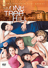 One Tree Hill - Series 1 - Complete (DVD, 2005, 6-Disc Set) • 4.84£