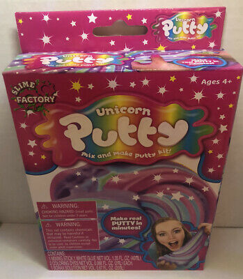 AU7.08 • Buy Slime Factory Unicorn Putty Kit🦄 Nib