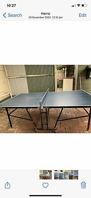 AU410 • Buy STIGA Deluxe Full Size Table Tennis Table - Fantastic Condition