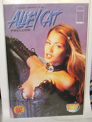 Dynamic Forces Premiere: ALLEY CAT - PRELUDE. Exclusive Photo Cover Comic • 5.95£