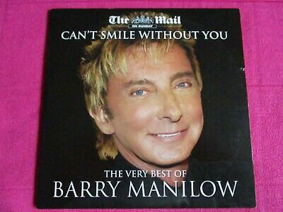 Barry Manilow  Can't Smile Without You - The Best Of  CD • 1£