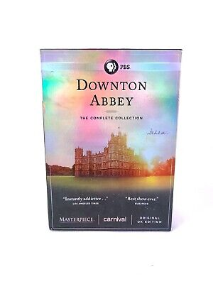 Downtown Abbey The Complete Collection UK Edition • 50.08£