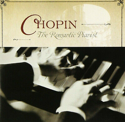 The Great Romantic Pianist: Chopin Remastered (2003, Angel Records) Classical CD • 3.43£