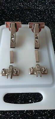 Blum Kitchen Cabinet Hinge Door Plates, Hinges Covers And Other Door Bits • 8£