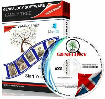 Family Tree Generator Creator Software - Genealogy Maker Software Latest Ver • 4.49£