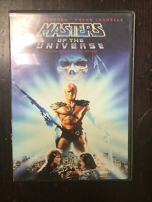 $10 • Buy Masters Of The Universe (DVD, 2009)