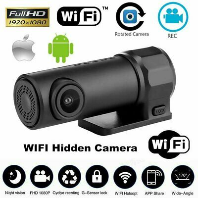 AU34.10 • Buy 1080P WIFI In Car DVR Camera Dash Cam G-sensor Video Recorder Night Vision Cams