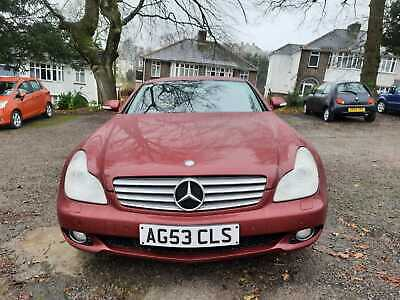MERCEDES CLS500 2005 With LPG • 4,500£